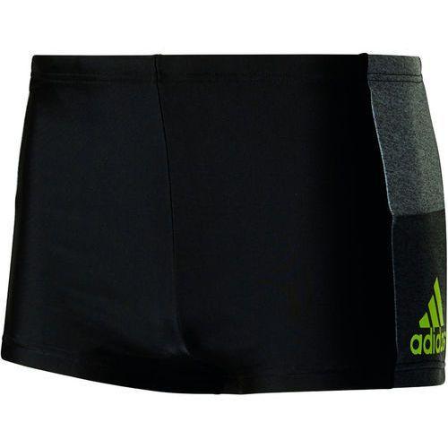 """adidas Colourblock Spodenki kąpielowe Mężczyźni szary/czarny DE 6 / US 34"""" 2018 Stroje kąpielowe (4058031608760)"""