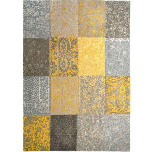 Louis de poortere Dywan vintage multi yellow