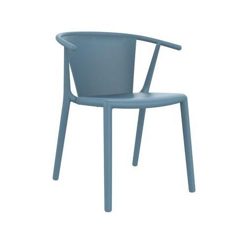Resol Krzesło steely niebieskie