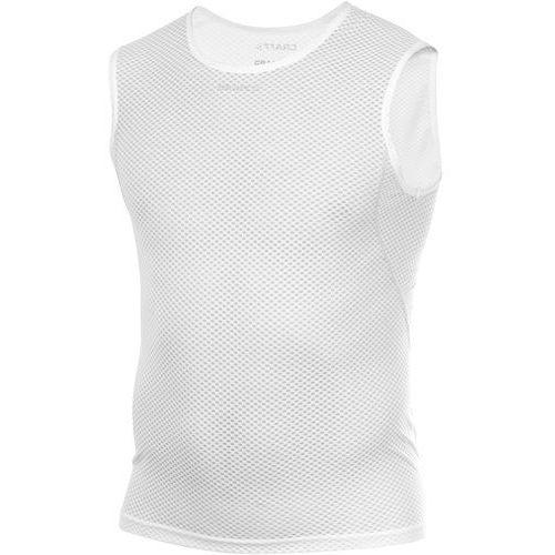 Craft cool mesh superlight bielizna górna mężczyźni, white m 2019 bezrękawniki