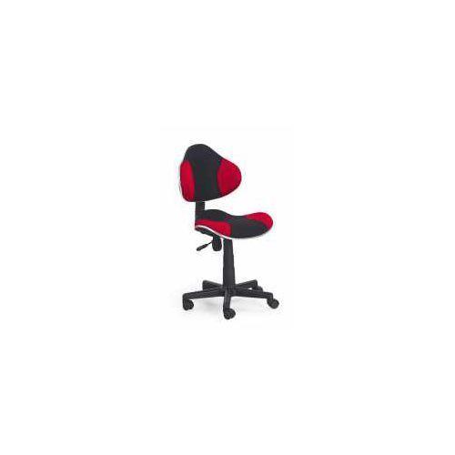 Halmar Fotel flash czarno-czerwony - zadzwoń i złap rabat do -10%! telefon: 601-892-200