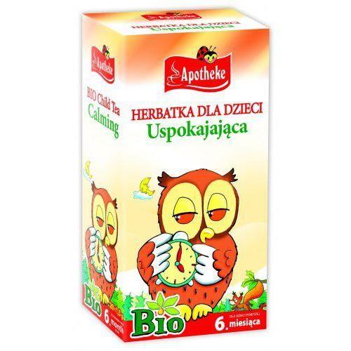 Herbatka dla dzieci BIO USPOKAJAJĄCA 20x1,5g BioP Apotheke - produkt z kategorii- Ziołowa herbata