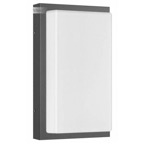 LCD Zewnętrzny kinkiet LED Czarny, 1-punktowy - Nowoczesny - Obszar zewnętrzny - LCD - Czas dostawy: od 3-6 dni roboczych (8033239483964)