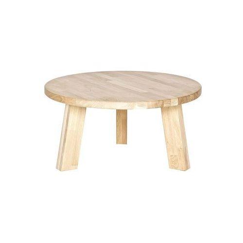 :: stolik rhonda dębowy 50 cm - stolik 50cm (dąb) marki Woood