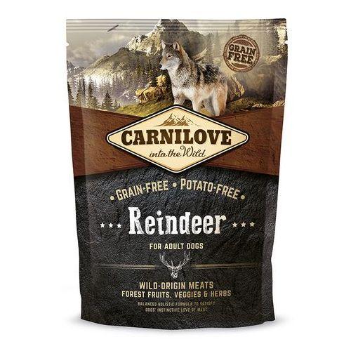 Carnilove Reindeer for Adult 1,5kg, MS_13206