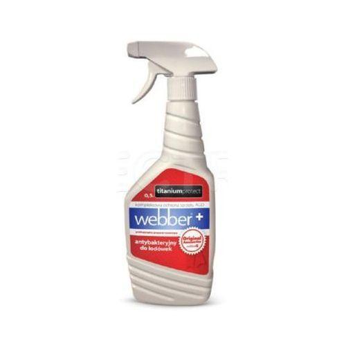 płyn antybakteryjny do lodówek 500 ml (pd) darmowy odbiór w 21 miastach! marki Webber