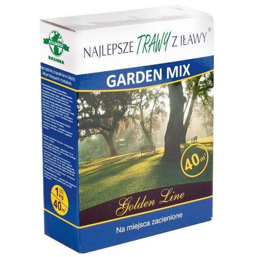 Najlepsze trawy z iławy Trawa garden mix 1 kg