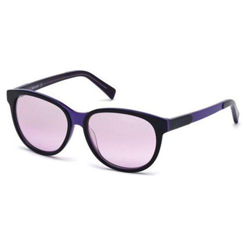 Just cavalli Okulary słoneczne jc 673s 83c