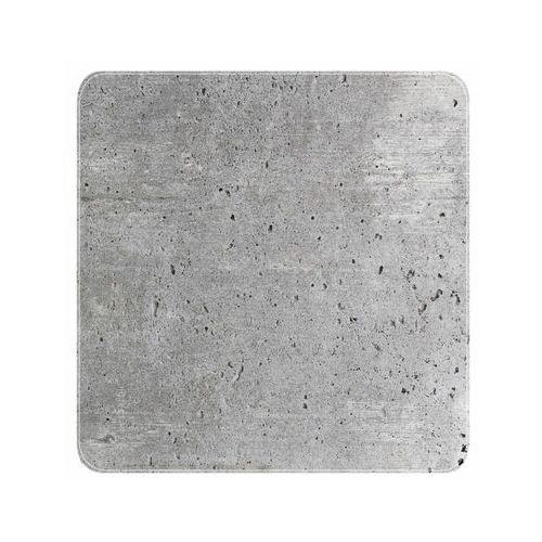 Wenko Mata łazienkowa concrete 54 x 54 (4008838273555)