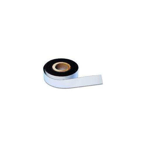 Taśma magnetyczna PVC 30 mmx30m biały