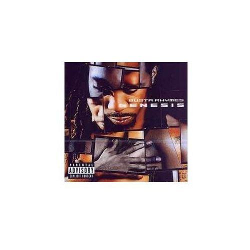 Sony music Genesis - busta rhymes (płyta cd)