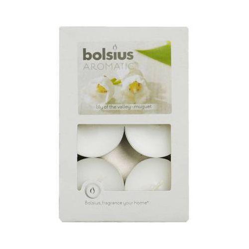 BOLSIUS Podgrzewacz zapachowy konwalia 6 sztuk