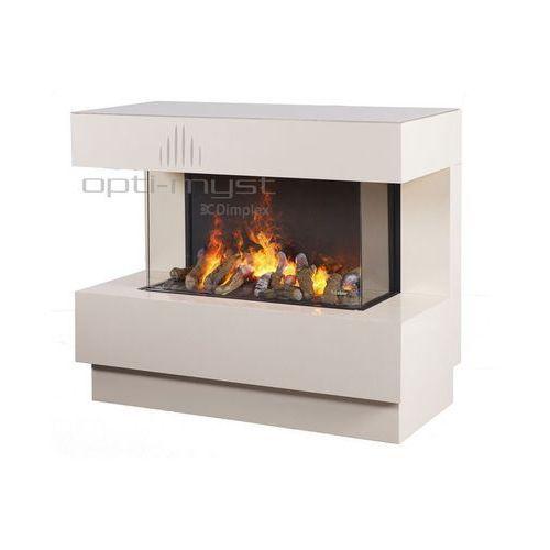 Wkład kominkowy do zabudowy bingham - 3d świeci i dymi - gwarancja najniższej ceny + dodatkowy rabat marki Dimplex - najlepsze ceny