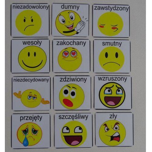 Emocje - piktogramy marki Bystra sowa
