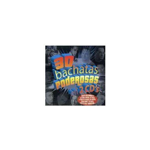 Sony u.s. latin 30 bachatas poderosas en 2 cd's / różni wykonawcy (0883736007921)