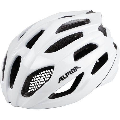 Alpina fedaia kask rowerowy biały 58-63cm 2018 kaski rowerowe