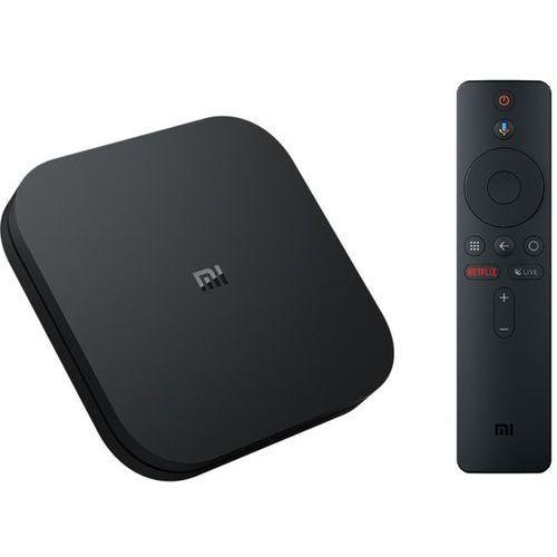 Odtwarzacz multimedialny XIAOMI MI Box S Czarny