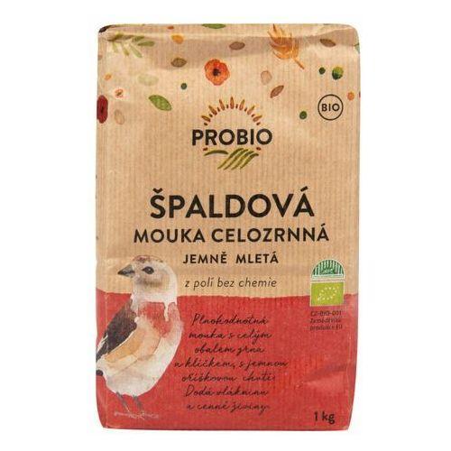 Probio drobnoziarnista orkiszowa mąka razowa bio 1000 g