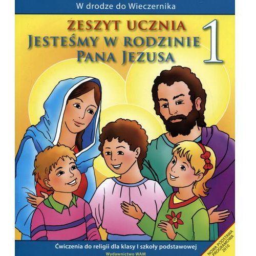 Katechizm SP 1 Jesteśmy w rodzinie... ćw w. II WAM, oprawa miękka