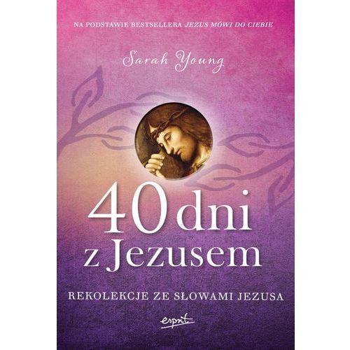 40 dni z Jezusem Rekolekcje ze słowami Jezusa - Jeśli zamówisz do 14:00, wyślemy tego samego dnia. Darmowa dostawa, już od 99,99 zł. (9788365706386)