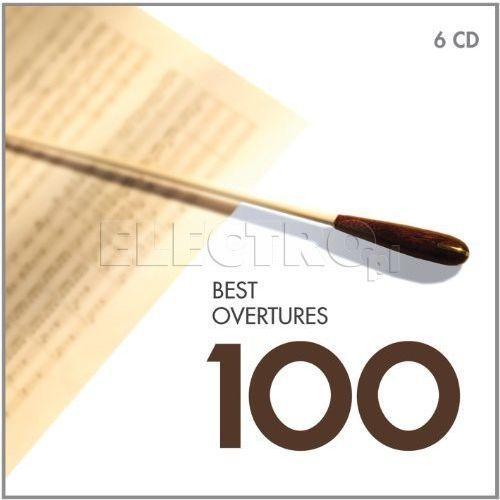 100 BEST OVERTURES - Różni Wykonawcy (Płyta CD), 3273332