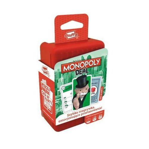 Gra karciana CARTAMUNDI Shuffle Monopoly
