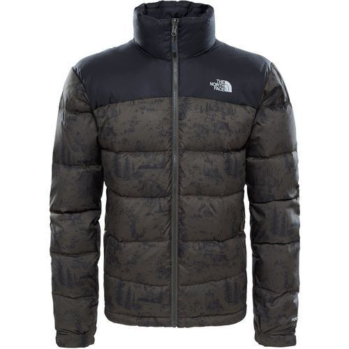 Kurtka Puchowa The North Face Nuptse 1992 T0AUFDXFZ, kolor zielony