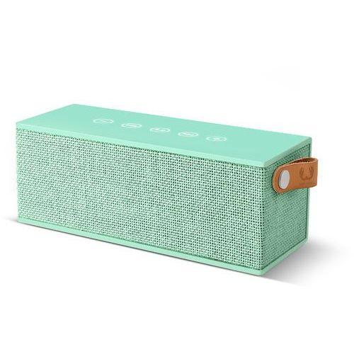 Głośnik Bluetooth FRESH N REBEL Rockbox Brick Fabrick Edition Peppermint, 001568030000