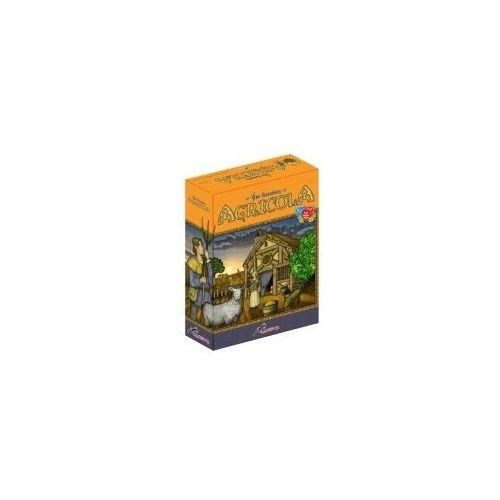 Lacerta Agricola: chłopi i ich zwierzyniec - jeszcze więcej budynków do zwierzyńca gra planszowa
