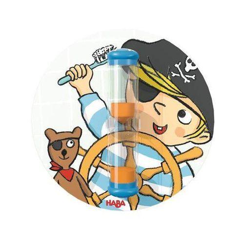 HABA Zegar do mycia zębów - Pirat Kalle 301919 (4010168218670)