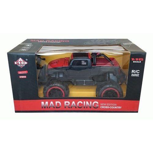 Samochód Jeep Mad Racing zdalnie stereowany skala 1:16