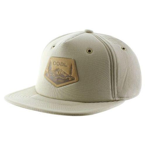 Nowa czapka the tahoma cap khaki marki Coal