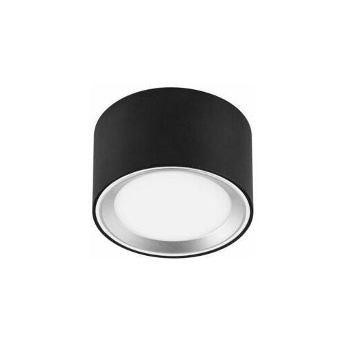 Inspire Oprawa natynkowa oberon ip20 śr. 10 cm czarna led (3276000704294)