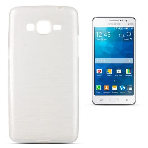 """Jelly Brush Samsung Galaxy Grand Prime"" (White), FO-JBR-SA-G530-WH"