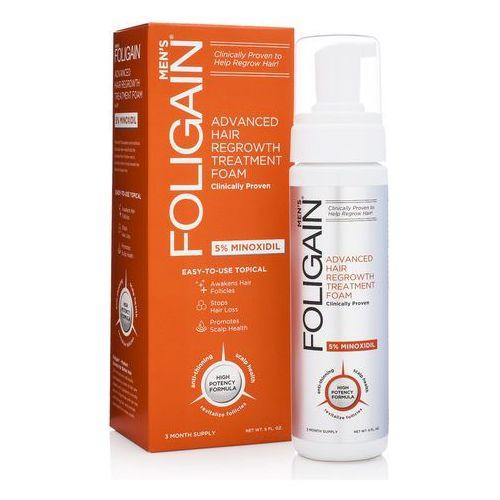f5 pianka przeciw łysieniu minoxidil 5% marki Foligain