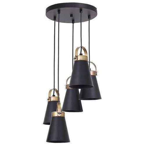 Lampa wisząca 5 x 60 w marki Luminex
