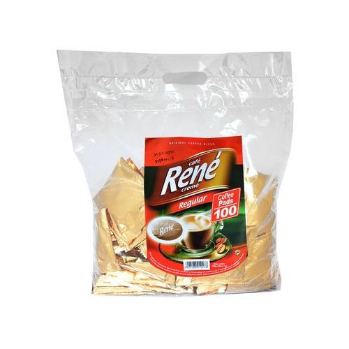 Rene Kawa palona regular 700 g (100 saszetek) (5902480010478)
