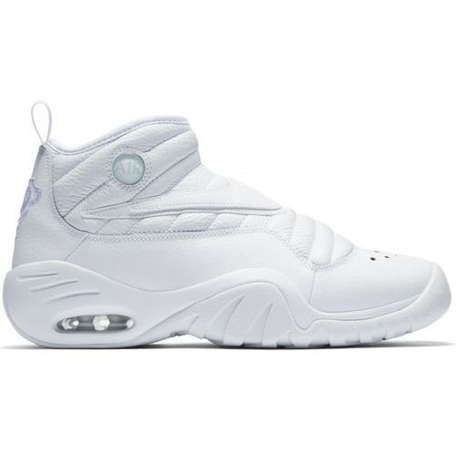 Buty air shake ndestrukt triple white - 880869-101, Nike