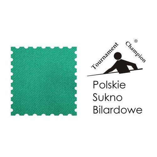 Sukno bilardowe TOURNAMENT CHAMPION yellow green