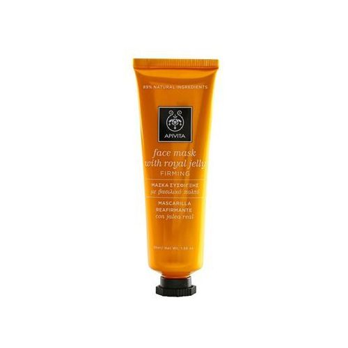 Apivita  express gold royal jelly maseczka do twarzy ujędrniająco-regenerująca 50 ml