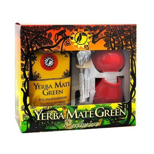 Zestaw exclusive dla dwojga energy 0,4 kg marki Mate green