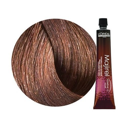 Loreal Majirel   Trwała farba do włosów - kolor 6.35 ciemny blond złocisto-mahoniowy - 50ml
