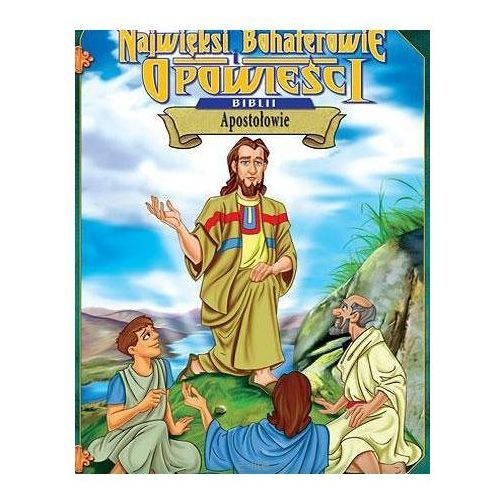 Apostołowie- bajka DVD (5905116009365). Najniższe ceny, najlepsze promocje w sklepach, opinie.