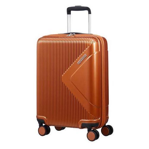 walizka podróżna modern dream 55 cm pomarańczowy marki American tourister