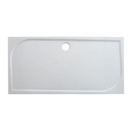 Goodhome Brodzik konglomeratowy prostokątny limski 80 x 160 cm (3663602943747)