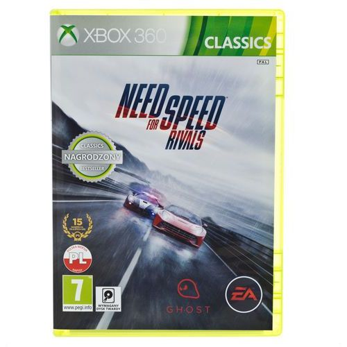OKAZJA - Need for Speed Rivals (Xbox 360)