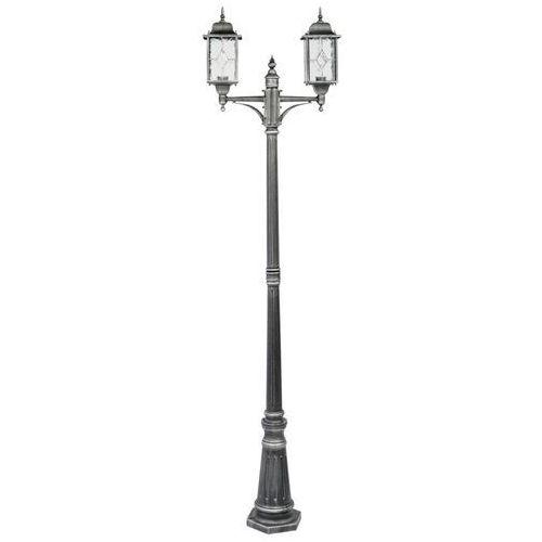 Mw-light 813040602 street słupek ogrodowy podwójny 225 cm ip44