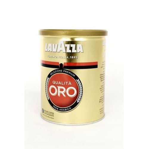Kawa mielona Lavazza Qualita Oro 250g (PUSZKA), 8000070020580
