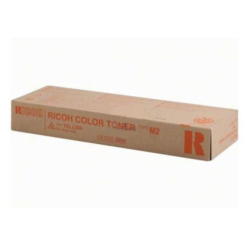 Toner typ m2 / ricoh 885322 yellow do kopiarek (oryginalny) marki Ricoh