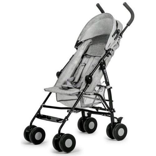 Wózek spacerowy KINDERKRAFT Rest z pozycją leżącą Szary